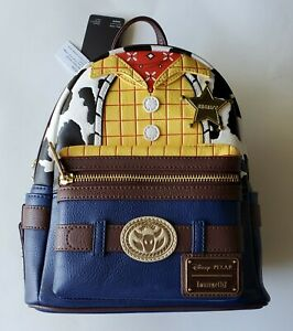 Loungefly Disney • Pixar **Toy Story Woody Sheriff** (Limited Edition Backpack)