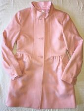 Crewcuts Coat 14 Wool Stadium 49912 Pink NWT $148 NEW