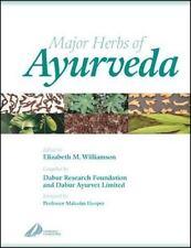 Major Herbs  of Ayurveda, 1e-ExLibrary