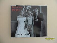Depeche Mode 'Suffer Well' Very Rare 6 Track Remix CD 2006 UK Single Nr Mint