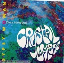 Crystal Waters | Single-CD | Gypsy woman (1991; 8 versions, US) ...