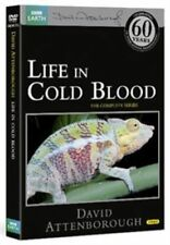David Attenborough Life in Cold Blood - The Complete Serie (uk Import) DVD
