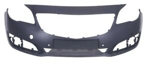 Vauxhall Insignia 2013-2017 Front Bumper With Parking Sensor Holes Insurance app