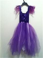Pixie Purple Fairy Halloween Costume  Wings Ballet Dance