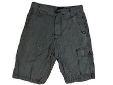 Vans Blue Striped Boys Youth Shorts Size 12