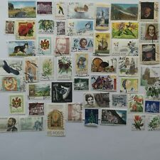 100 Different Moldova Stamp Collection