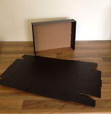 Forte qualità 25 x Die-Cut cartone VASSOI FRUTTA Lattine Bevande scatole 25x18.5x5.5
