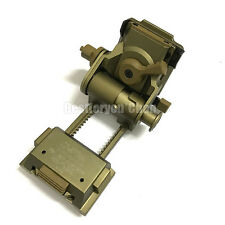 Tatical Airsoft Metal L4 G24 NVG Mount CNC for Fast OPS PJ MH BJ Mich Helmet