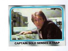 Star Wars Empire Strikes Back #243 Captain Solo Senses A Trap Topps1980 Series 2