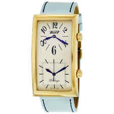 Tissot Heritage Beige Dual Time Dial Unisex Watch T56563339