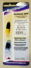 64mds 51f 35mm Jewel Hewlett Packard S Film Koh I Noor Rapidoplot 1 Tip Ink Ng