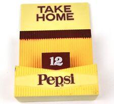 Pepsi Cola USA Fridge Magnet Kühlschrankmagnet Flaschen Kasten Notizen Halter