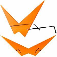 Gurren Lagann Tengen Toppa kamina Orange Costume Cosplay Anime Gar Sun Glasses