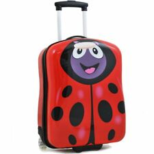 Valise Cabine enfants Rouge Fille Low Cost Madisson