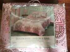 Justice Girls Medallion 7-piece Bed In A Bag Queen Size