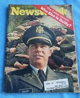Newsweek Magazine April 1971 The Calley Verdict Who Else is Guilty