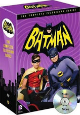 Batman - The Complete Television Series DVD (2014) 18-Disc Set New Adam West TV