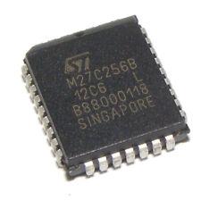 M27C256B-12C6 27C256B-12 256Kbit (32Kx8) CMOS EPROM OTP PLCC-32 STM