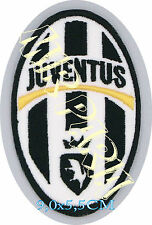 Juventus Calcio FC Football Embroidered Patch Toppa Ricamata