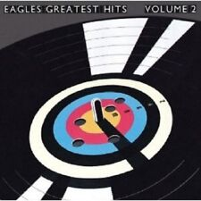 EAGLES - GREATEST HITS VOL.2 CD ROCK 10 TRACKS NEW!
