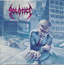 SOLSTICE - s/t / The Sentencing - CD - DEATH METAL