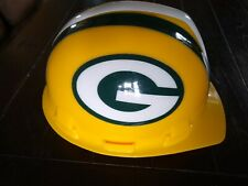 EXCELLENT Green Bay Packers Construction Helmet Hat NFL Official Merchandise