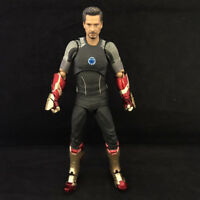 Movable Iron Man Avengers Age of Ultron PVC Action Figure Collectible Toy Model