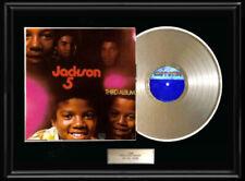 JACKSON FIVE 5  MICHAEL JACKSON THIRD ALBUM FRAMED LP WHITE GOLD SILVER RECORD