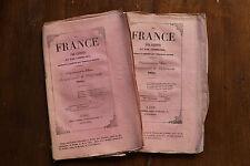 THEODORE OGIER - 1846 - livraison orig. Dept RHONE, canton de THIZY