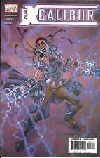 Excalibur Comic Issue 3 Modern Age First Print 2004 Claremont Lopresti Adams