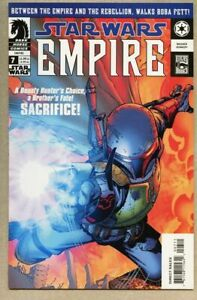 Star Wars Empire #7-2003 nm 9.4 Boba Fett Dark Horse