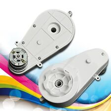 2pcs 12V 30000 RPM High Speed Electric Motor Gear Box Control For Kids Car PA