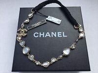 100 % Authentic Chanel Headband Hair Accessory .Italy.