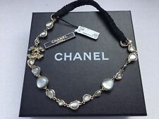 100 % Authentic Chanel Headband Hair Accessory .Italy.