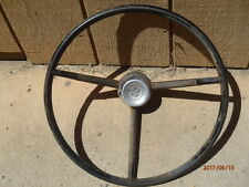 1960 1961 1962 1963 Falcon Steering Wheel & Horn