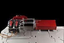 Area RC Dual Steering Servo Radio Tray Hitec 5765 Upgrade For KM X2 & Losi 5ive