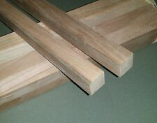 "Hobby Art Craft HardWood by the Piece CHERRY 12"" x .7"" x .7"" SQ"