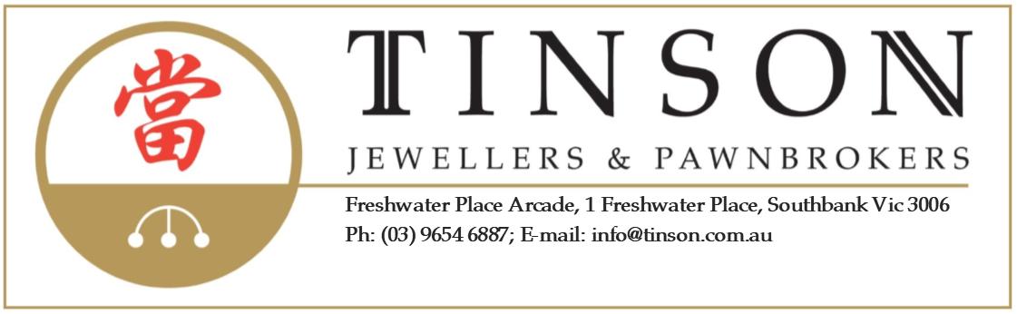 Tinson Jewellers & Pawnbrokers