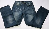 Jack & Jones Mens Jeans Pants Eu Size W28/L30 165/72A RN 150324 Zipper Pockets