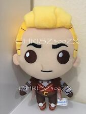 "Dragon Age Inquisition Cullen Plush Doll ONLY + Collectors Card 10"" TALL Bioware"