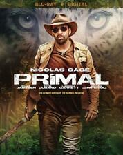 PRIMAL USED - VERY GOOD BLU-RAY DISC
