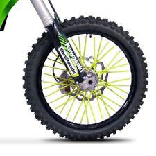 Speichen Cover KTM 85 SX Motea SPX neon-gelb