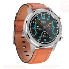 Smart Watch Android Mens Heart Rate Blood Pressure Oxygen Monitor