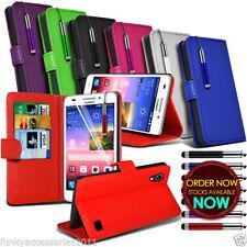 Fundas y carcasas Para Huawei Ascend G de piel sintética para teléfonos móviles y PDAs