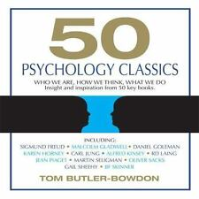50 Psychology Classics: Who We Are, How We Think, What We Do (Your Coach in a Bo
