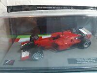 Rare New Ferrari F2001 Michael Schumacher. 9/11 Black nose and no advertisement