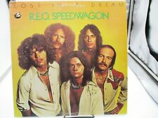 New listing REO Speedwagon -Lost In A Dream-1974 Epic PE32948 LP VG++ Ultrasonic Clean