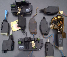 Saab 900, 9000, 9-3 & 9-5 central locking solenoids