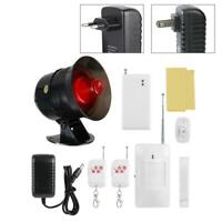 Wireless Home Security Alarm Infrared Sensor Anti-Theft Alarm Motion Detector