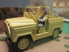 JAMES BOND CARS COLLECTION 067 LAND ROVER LIGHTWEIGHT THE LIVING DAYLIGHTS